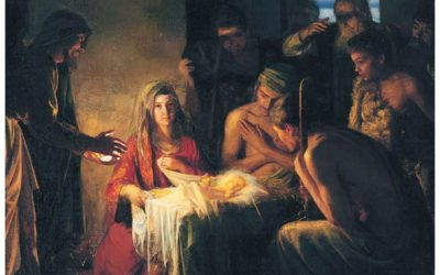 ¿Quiénes son los Magi (Reyes Magos)?