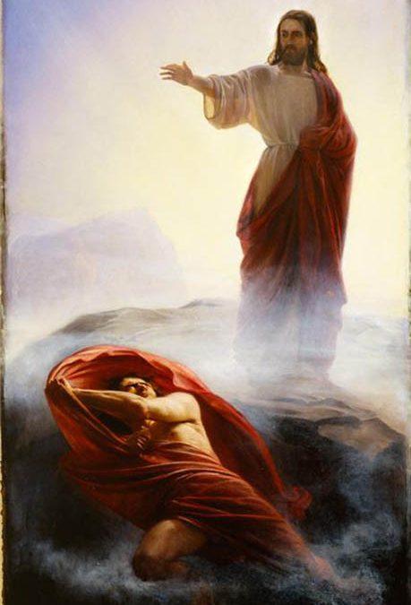 El plan de compulsión de Satanás y el plan de albedrío de Cristo