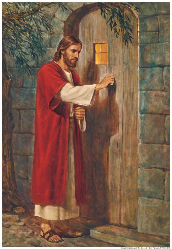 Jesus-Door-Knock-Mormon
