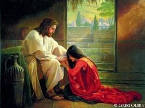 Las mujeres seguían a Jesús Mormon