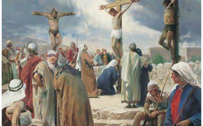 ¿Qué es crucifixión?
