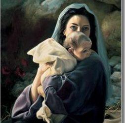 María: testigo del nacimiento de Cristo