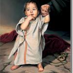 Niño de gracia - Liz Lemon Swindle Mormon