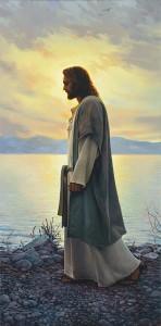 Camina conmigo por Greg Olsen mormon