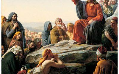 ¿Qué es el Sermón del Monte?