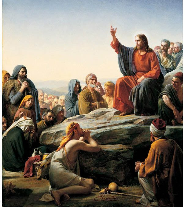 ¿Cómo enseñó Jesucristo?