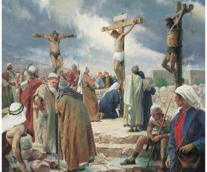 El sacrificio de Jesús