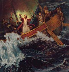 Jesucristo: Calma mi alma