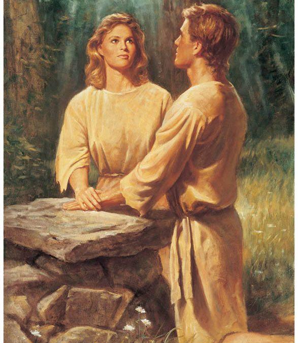 Revelaciones de Cristo sobre la Caída: Visión en torno a la doctrina mormona