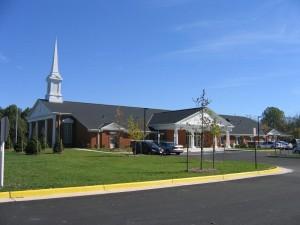 Gemeindehaus in Gainesville Mormon