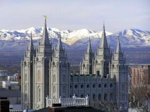 Templo-mormón-Salt-Lake