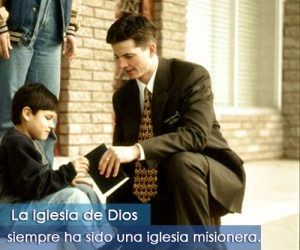 Cambios en la obra misional mormona