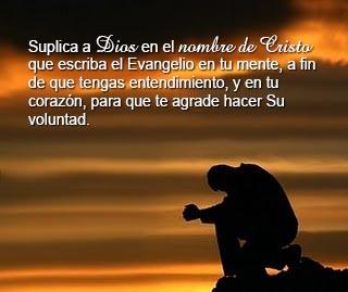 Jesucristo: El Consolador