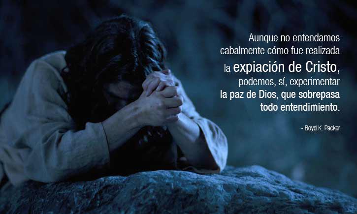 Jesucristo ejemplo de sacrificio