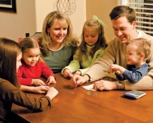 familias mormonas